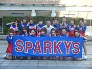 文京学院大学☆SPARKYS☆
