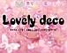 デコ電SHOP★Lovely deco