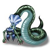 ラミア・蛇下半身が好き