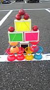 Juggling☆大道芸☆バーミヤン