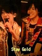 BOYS/濱大@STAY GOLD