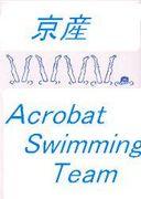 アクロバットスイミングチーム