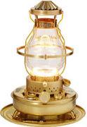 日本船燈のストーブを愛用する