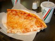 PIZZAとCOLA
