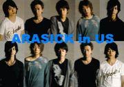ARASHI FREAK in US