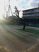 thinking tennisテニスを考える