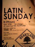 LATIN SUNDAY