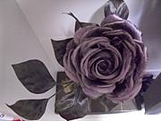 クラシック染め花