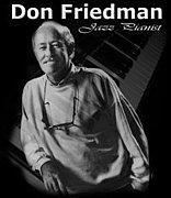 Don Friedman - Jazz Pianist