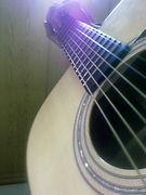 アコースティックギター仲間♪