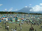 例のサマーキャンプ