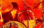 中村達也くんのドラム