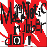 MaGNetic rubber doll
