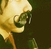 二宮さんのお髭