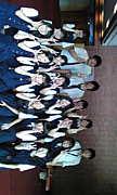 :)大和西高校吹奏楽部 22期生☆!