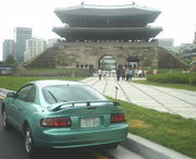 マイカーで韓国をドライブしよう