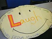 Laugh(^ε^)-☆!!