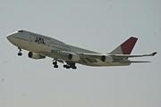 JAL B747-446/D