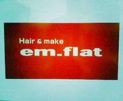 Hair&Make em.flat