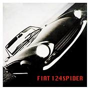 FIAT 124 SPIDER が好きだ!