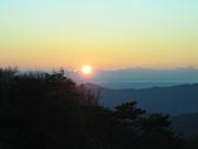 大晦日に日の出を見にいく