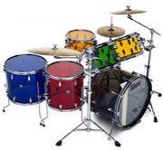 Fibes Acrylic Drums
