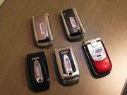 mixi携帯電話博物館