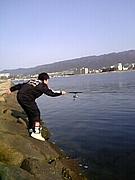 関西釣り紀行☆