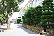 京都高校赤バック☆2007年卒業