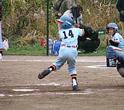 野球は日本の国技です