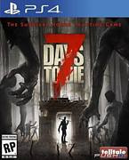 PS4版 7days to die