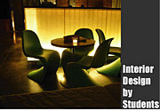 Interior Design by Students