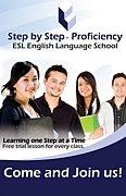 Step by Step Proficiency ESL