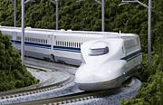 早いぞ新幹線
