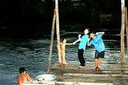 「子供の村学園」カンチャナブリ
