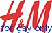 H&M for gay only