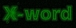 X-word