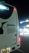 バスの旅が好き
