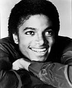 マイケルの笑顔