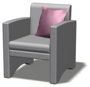 3DCGで家具