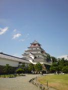 会津若松城(鶴ケ城)