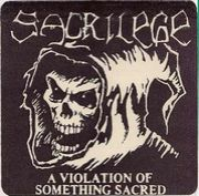SACRILEGE - dig your own grave
