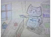 ラノベ喫茶〜銀猫〜