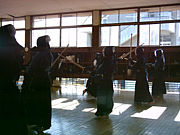 生駒高校剣道部