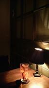 新宿のカフェ