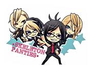 ☆Skeleton Panteis☆