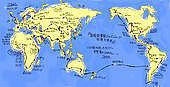 海外旅行系テレビ番組