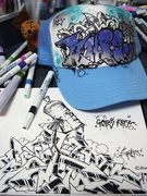 GRAFFITI  CAP  SYNDROME