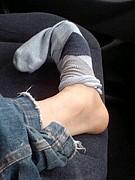 よく靴下を片方だけ無くす……