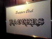 Supper Club  BACCHUS
